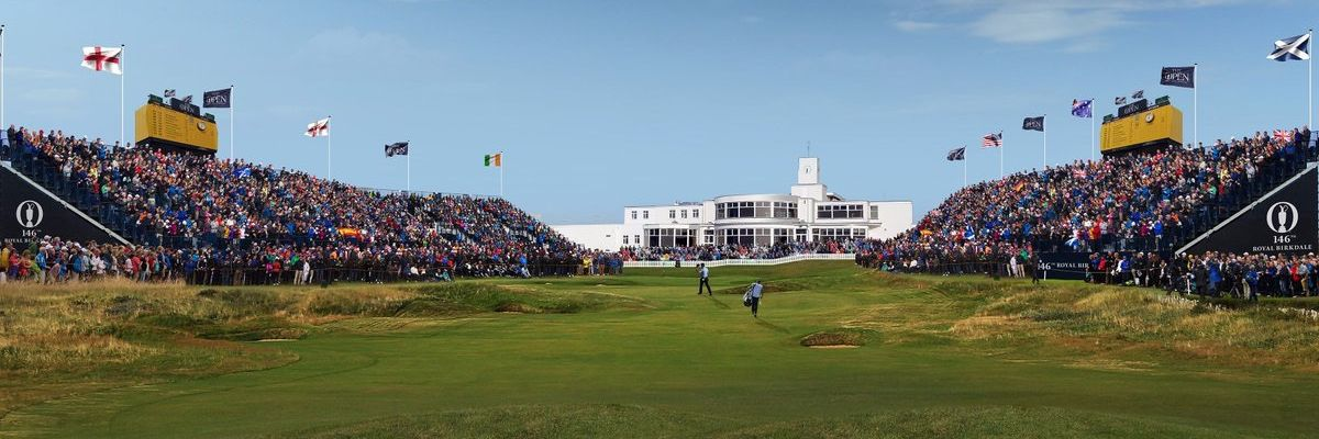 Royal Birkdale - Grand Final venue