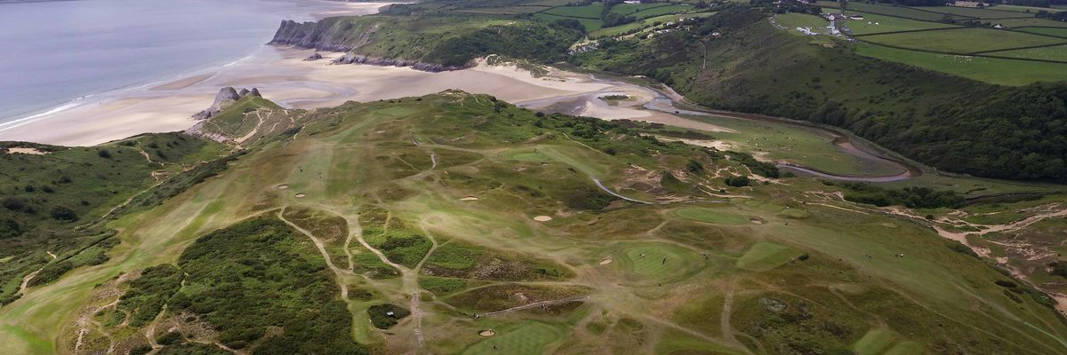 Links in the Sky - Pennard